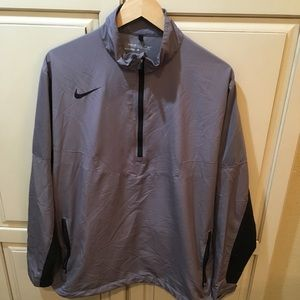 Nike golf half zip windbreaker jacket L